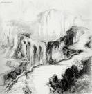 13-Ancient Road-graphite-8x8-2014