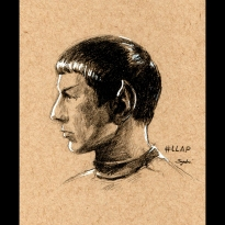 Spock - Leonard Nimoy